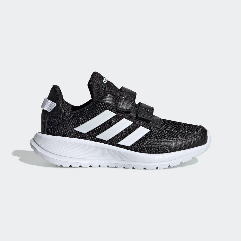 adidas Tensaur Run C czarno białe