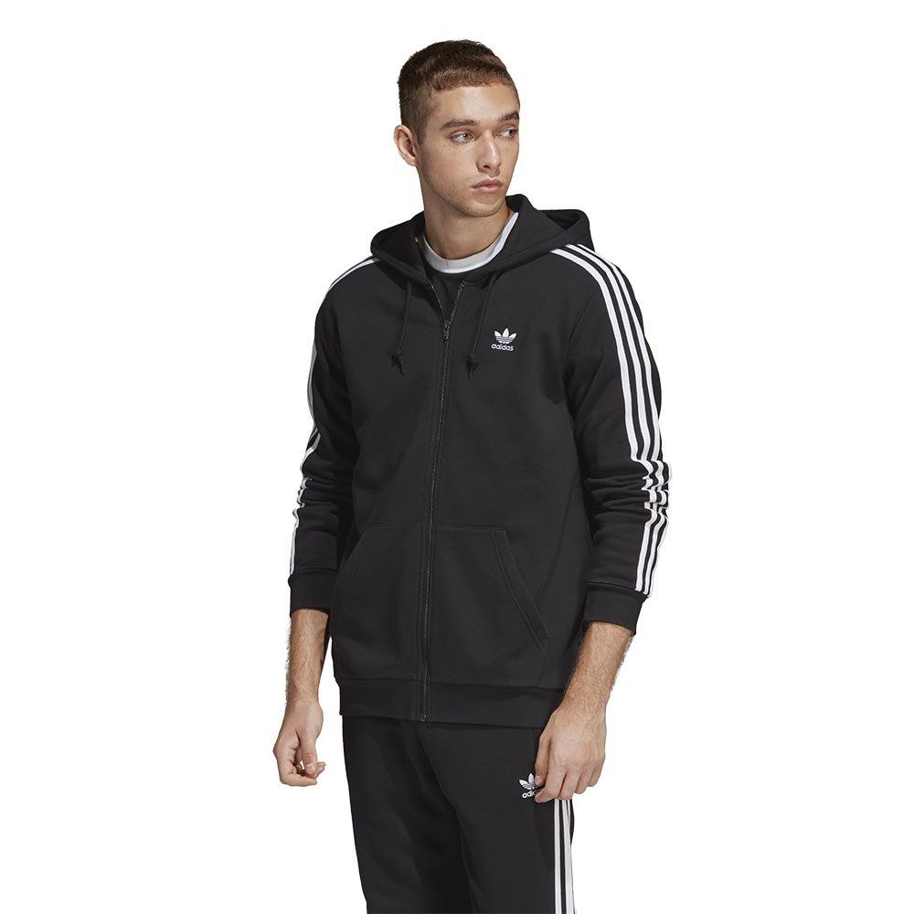 adidas bluza czarna męska