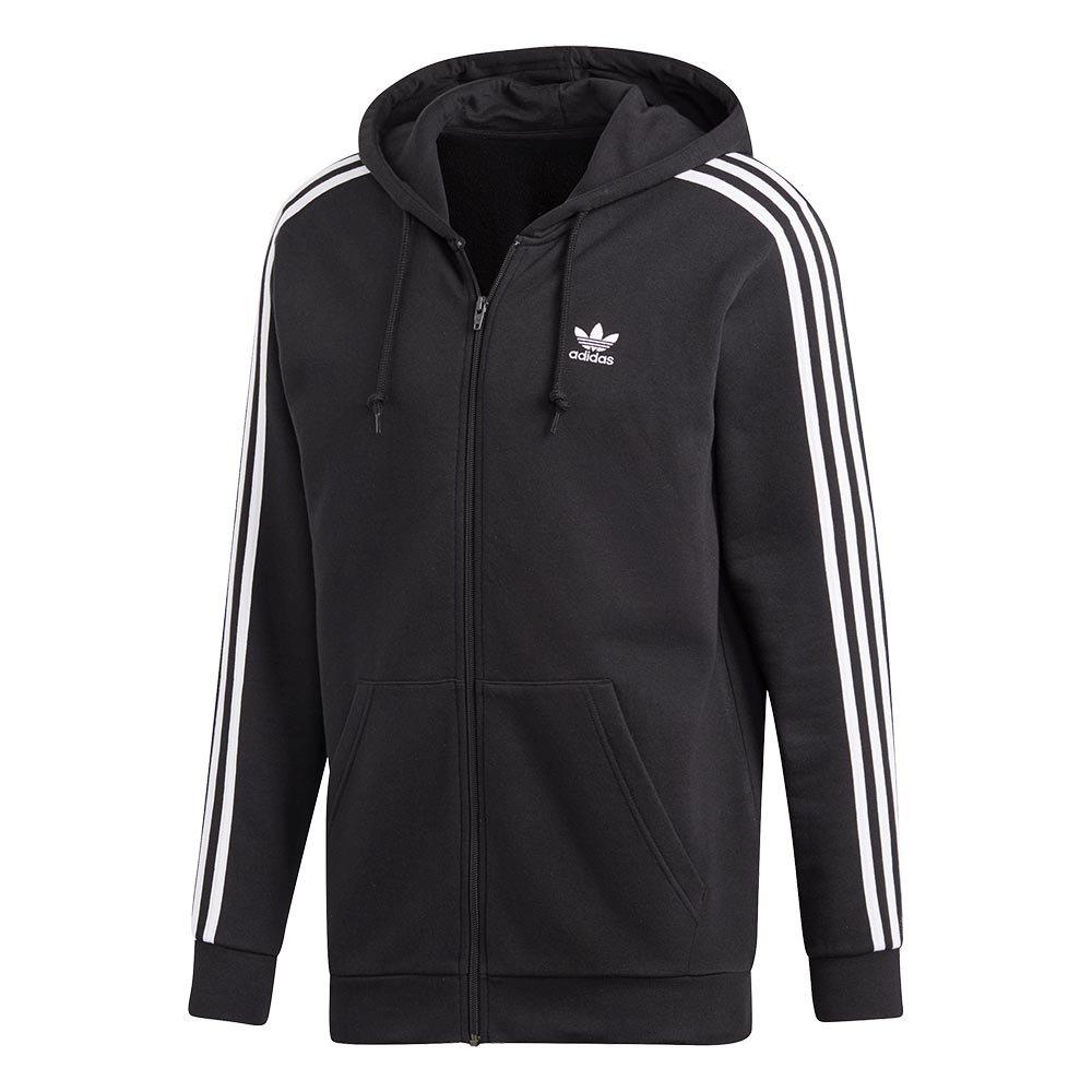 adidas 3-stripes hoodie (dv1551)