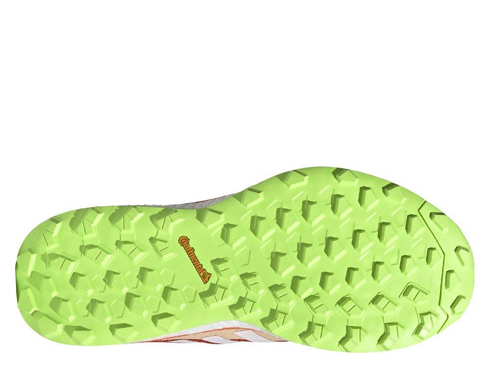 adidas terrex agravic flow w pomarańczowe