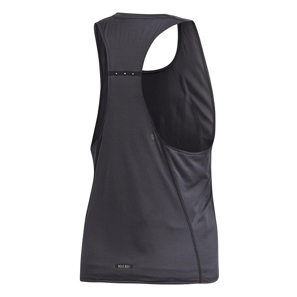 adidas speed tank top w czarna