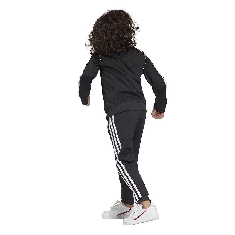 adidas superstar suit dziecięcy czarny