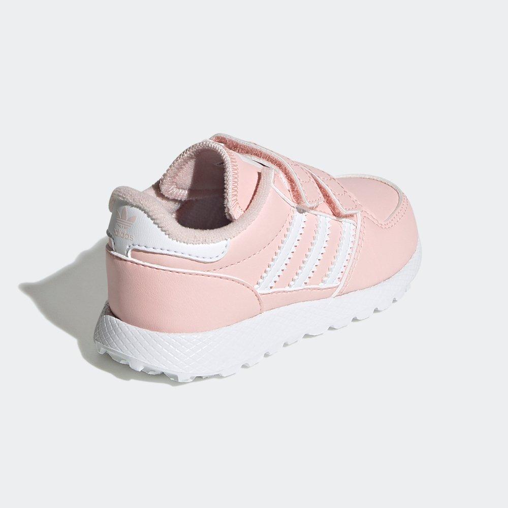 adidas forest grove cf dziecięce różowe