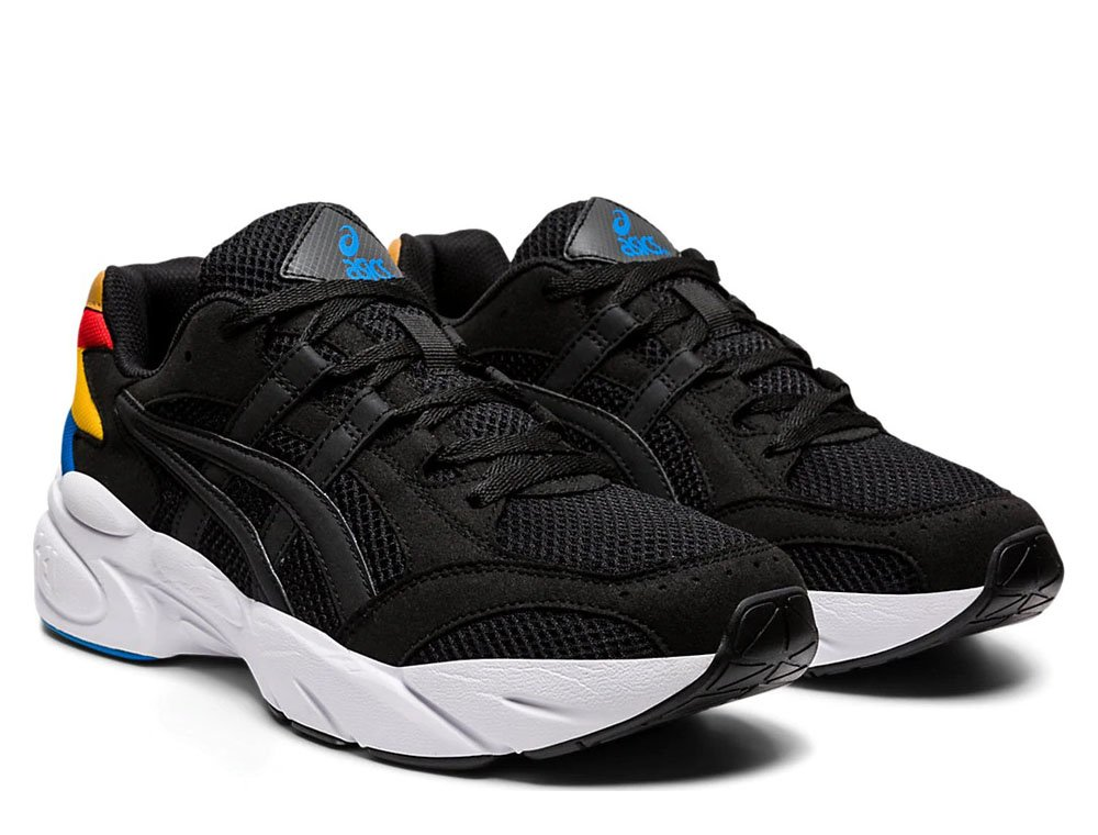 Sneakersy ASICS Gel Bnd 1021A145 BlackBlack 005