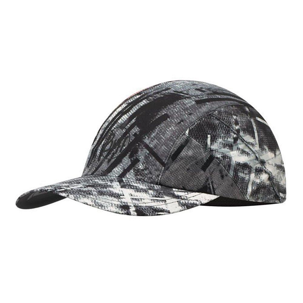 buff pro run cap r-city jungle grey