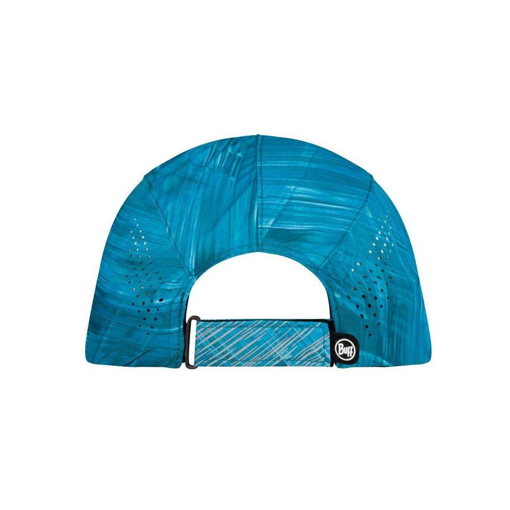 buff pro run cap r-b-magik turquoise u niebieska