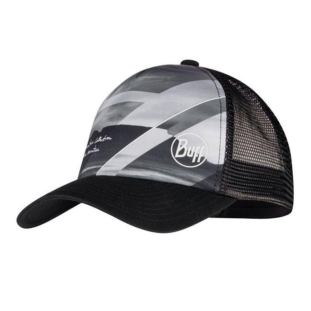 buff trucker cap table mountain black u czarna