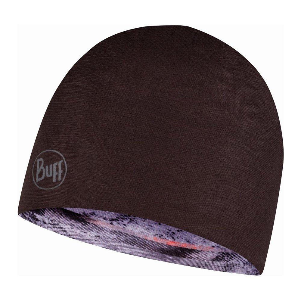 buff microfiber reversible hat tephra multi-multi u czarno-szara