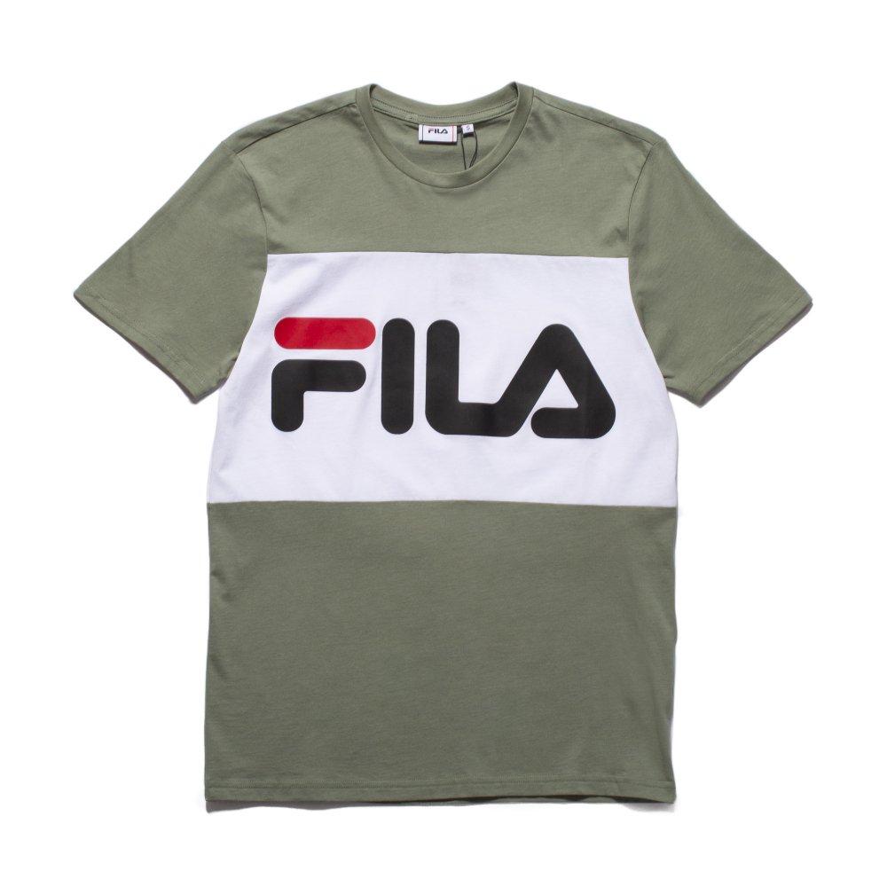 Koszulka FILA Day Tee Sea Spray White