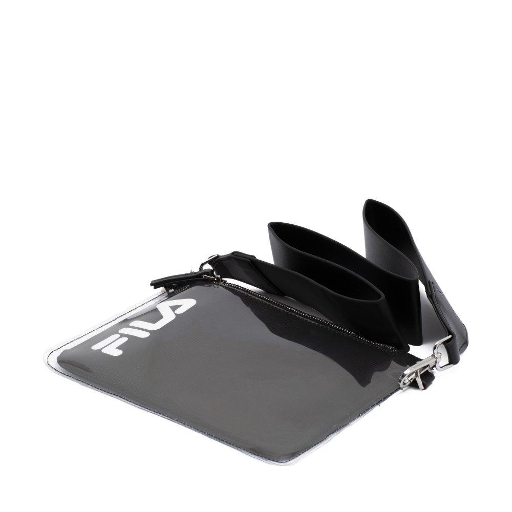 fila transparent cross body bag (685115-002)