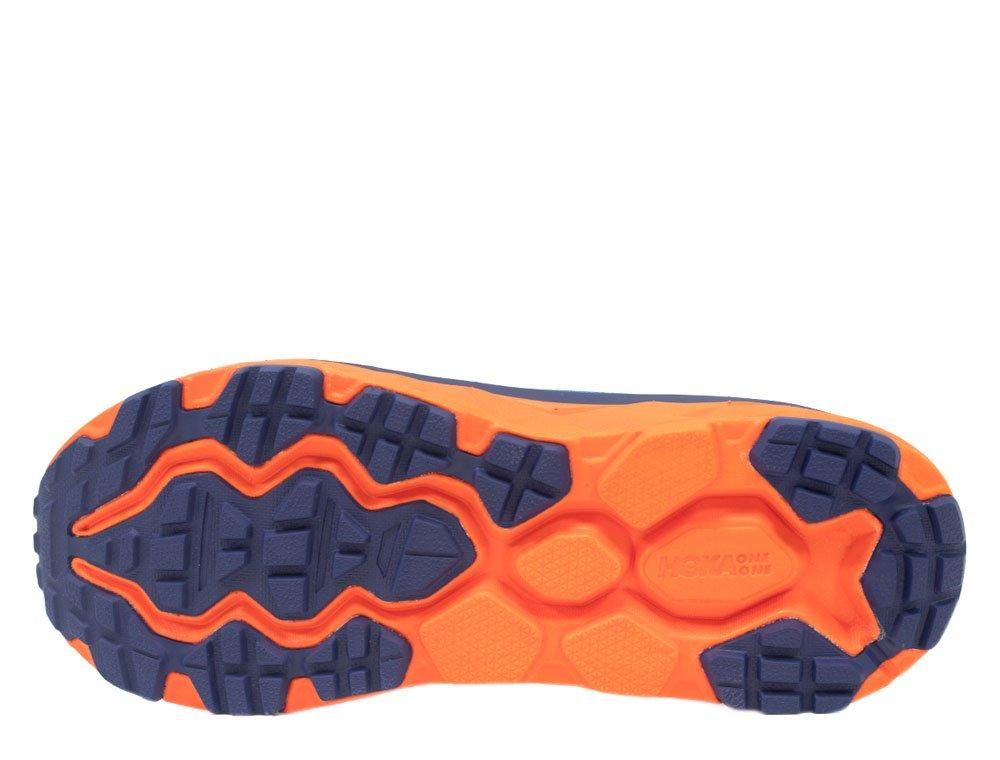 hoka challenger atr 5 m niebiesko-pomarańczowe