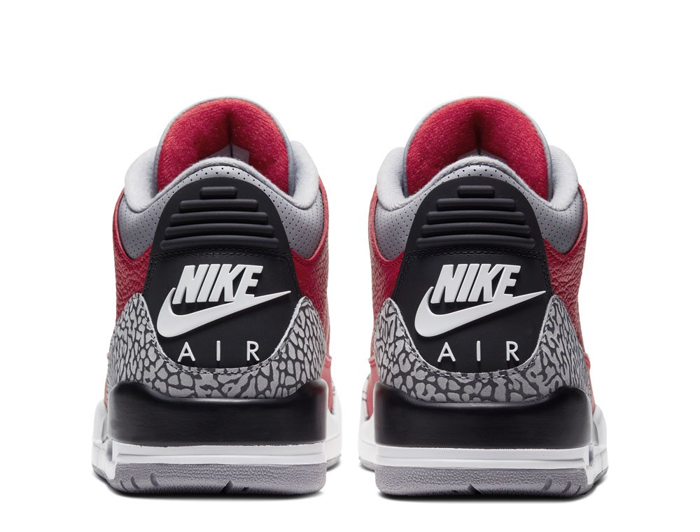 "air jordan 3 retro se ""red cement"" (ck5692-600)"