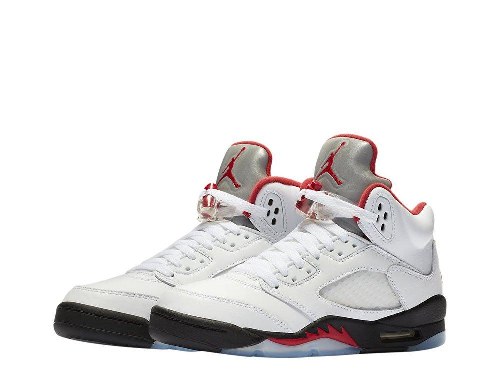 Buty Nike Air Jordan 3 Retro (Fire Red) 31,5
