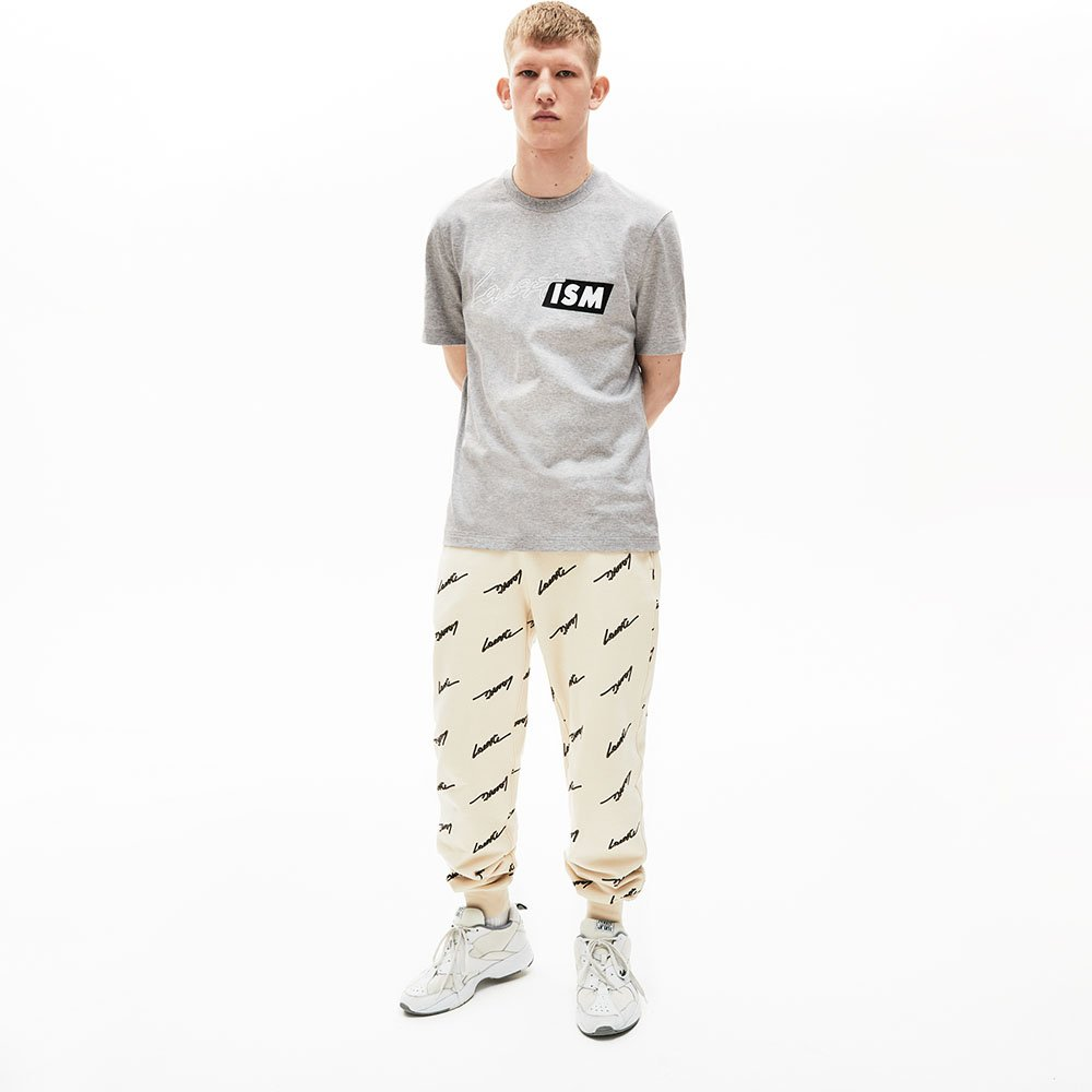 lacoste live lacostism print tee (th4361-cca)
