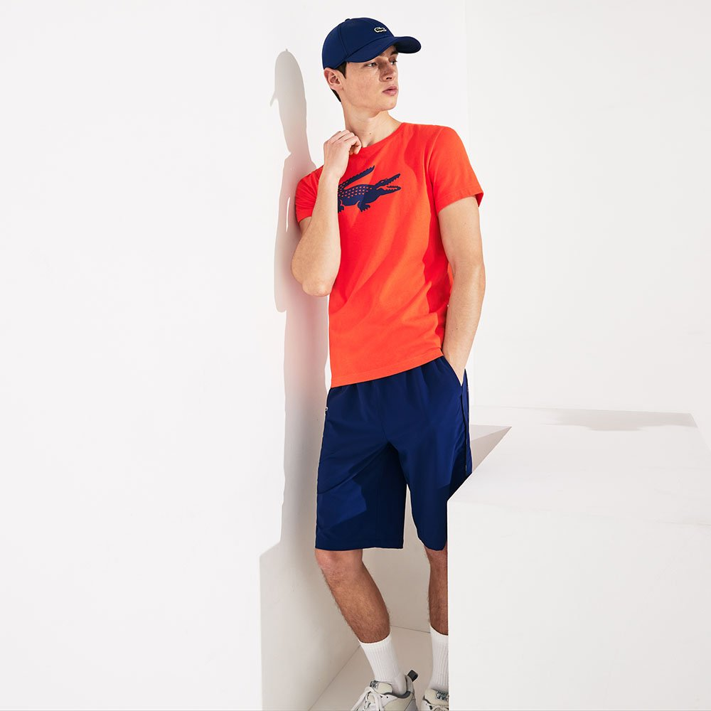 lacoste sport oversized crocodile (th3377-xrn)