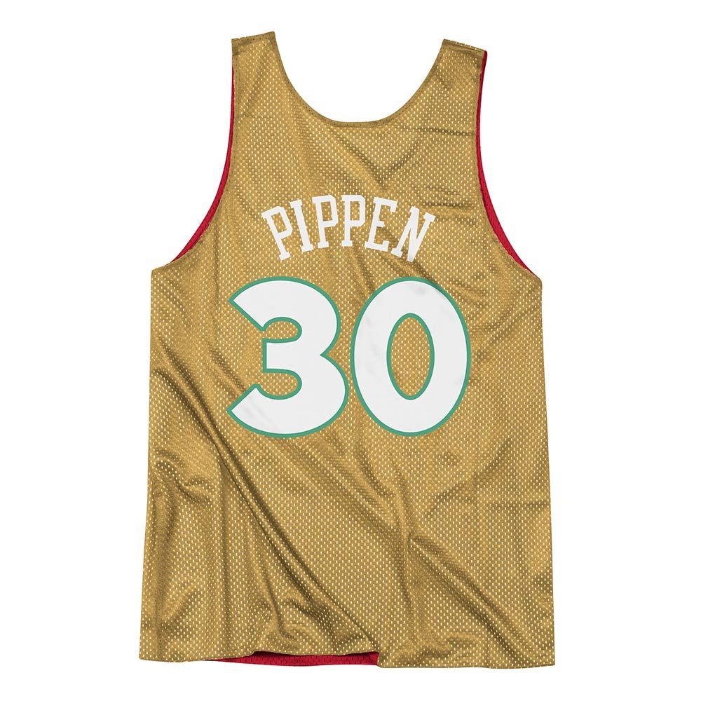 mitchell & ness tank top chicago bulls all star scottie pippen #33 (msrvmi19003-cburdgd9)