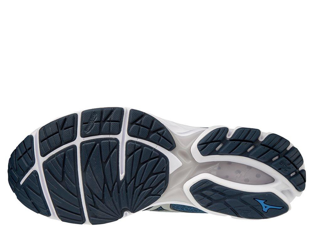 mizuno wave rider 23 m niebiesko-czarne