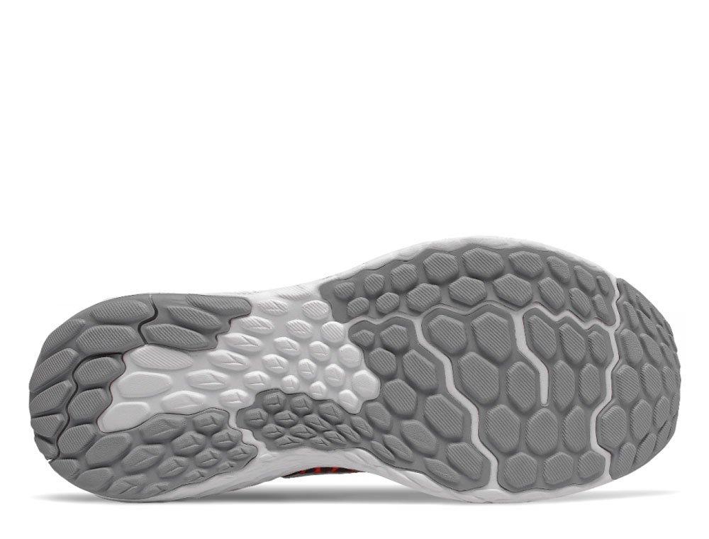 new balance fresh foam 1080v10 m szaro-czerwone