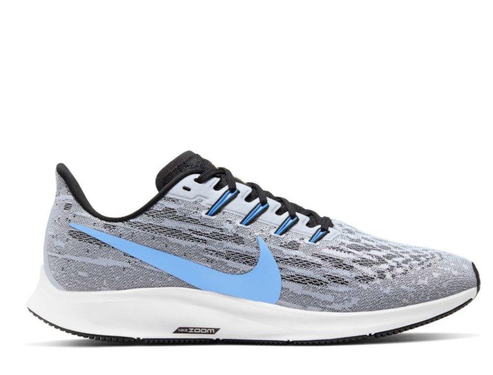 Nike Air Zoom Pegasus 36 M Szaro Błękitne