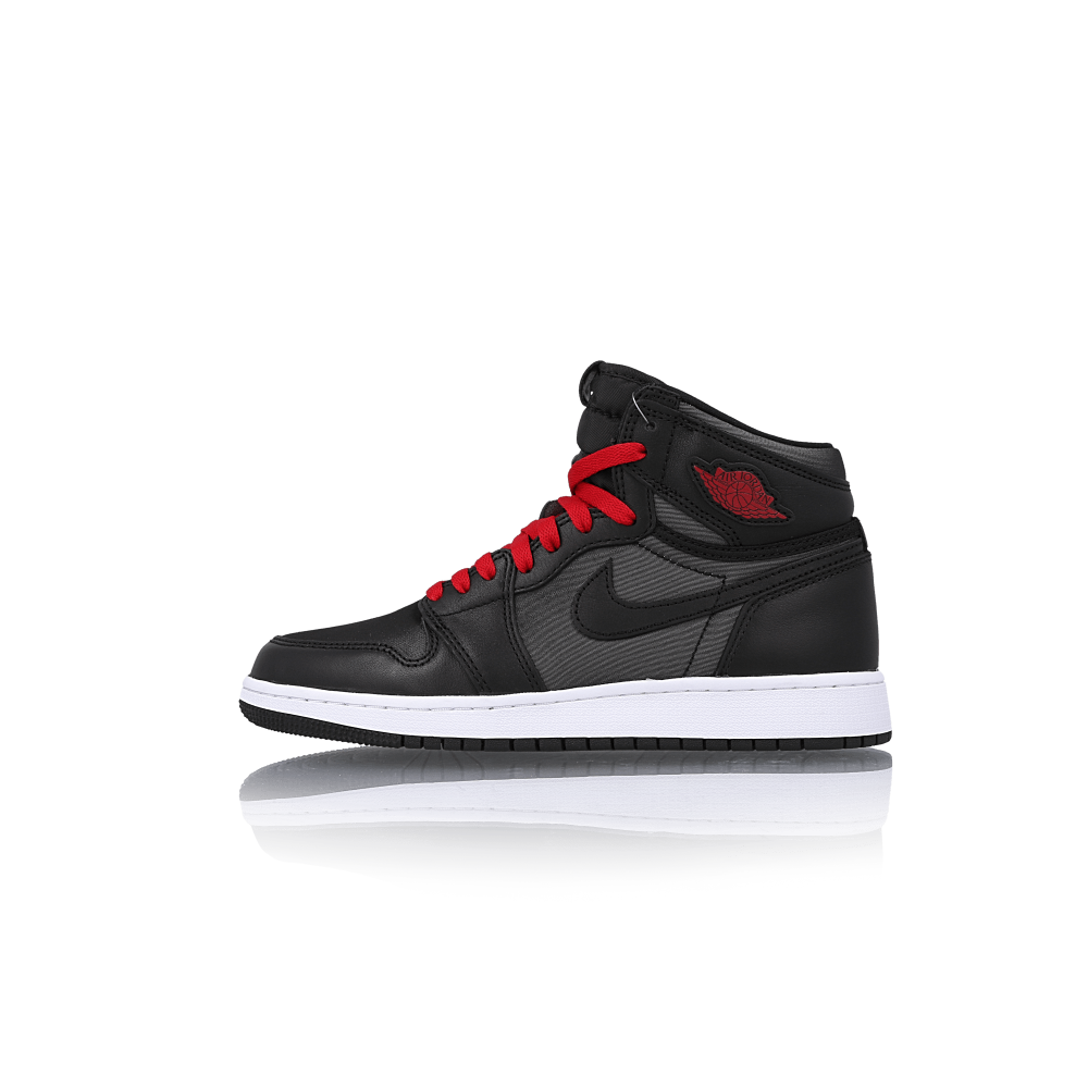 "air jordan 1 retro high ""black satin"" bg"