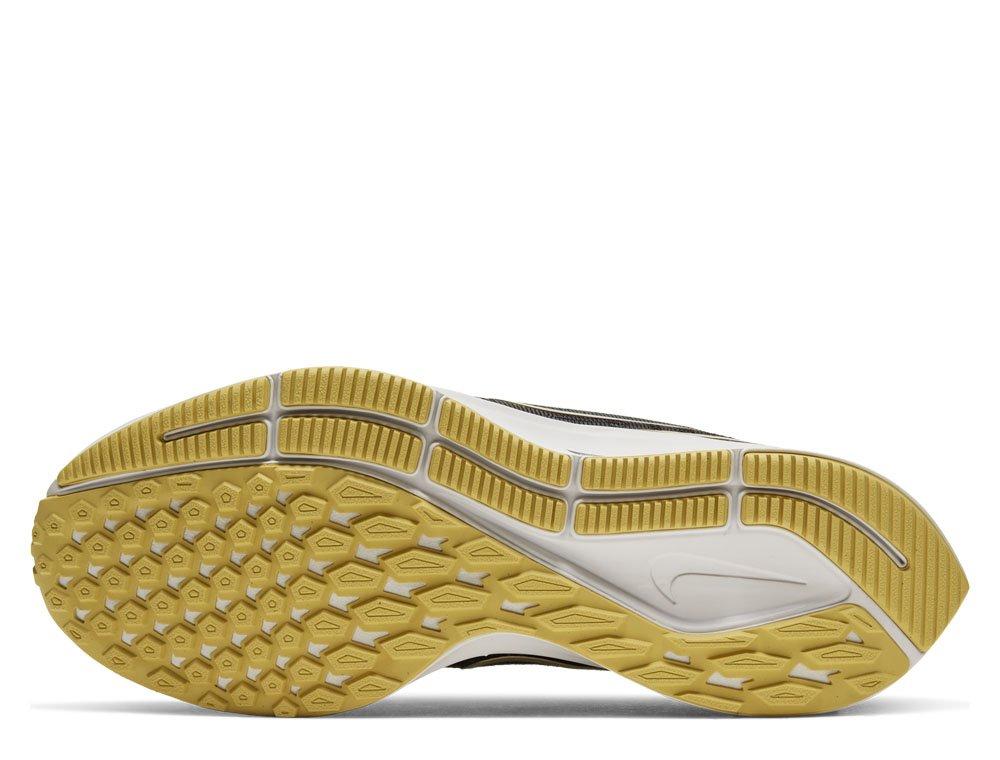 buty nike air zoom pegasus 36 premium w czarno-złote