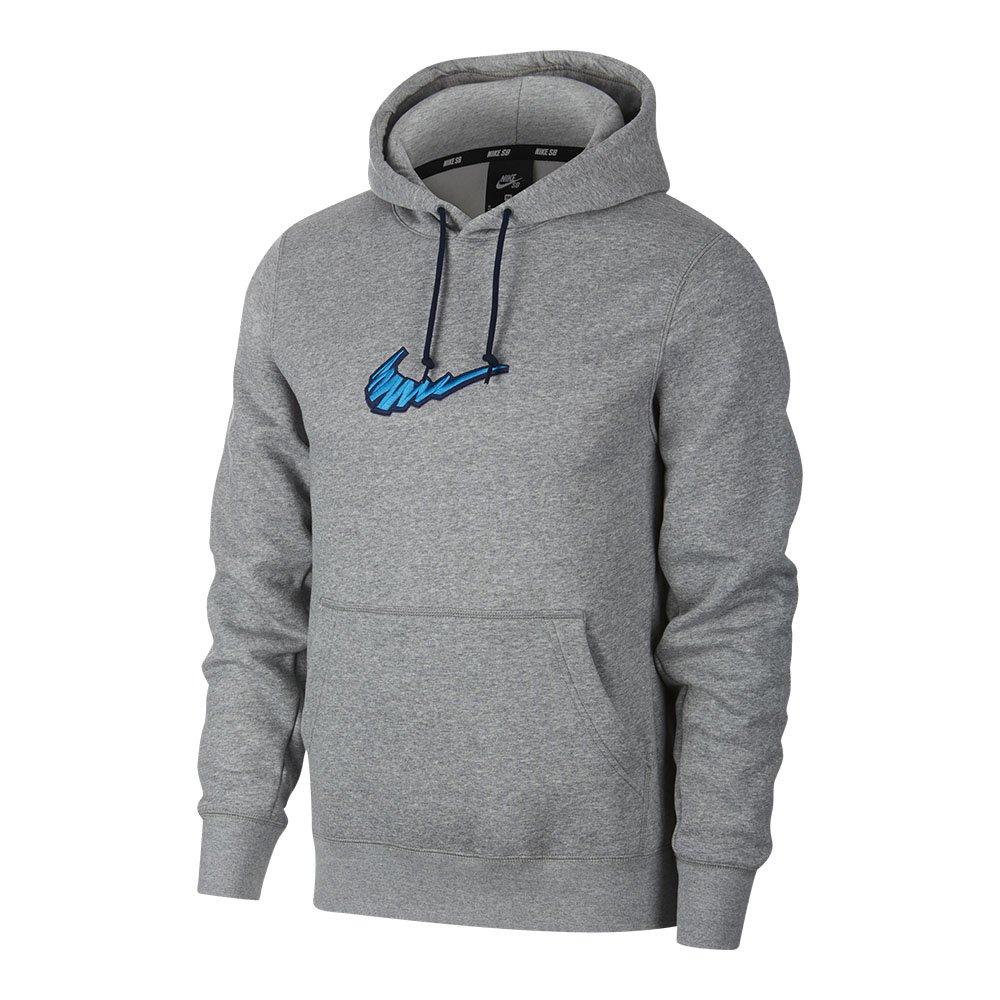 nike sb fleece hoodie (bv8732-063)