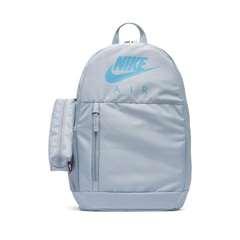 nike elemental backpack gfx fa19 niebieski