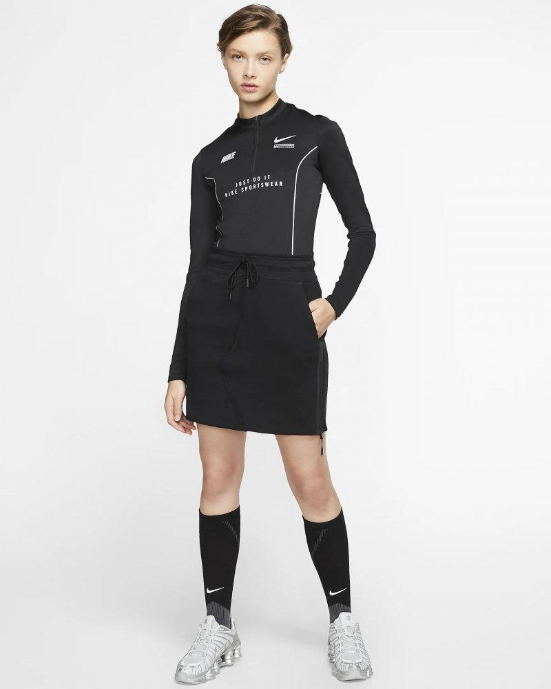 nike wmn's nsw dna ls bodysuit (cu0108-010)