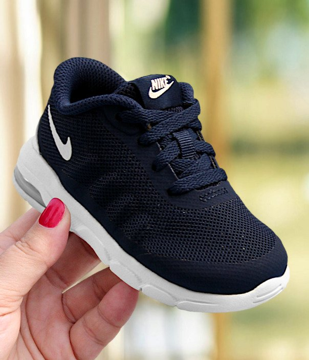 Nike Air Max Invigor (TD) granatowo białe