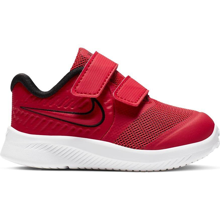 Nike Star Runner 2 (TDV) czerwono czarne