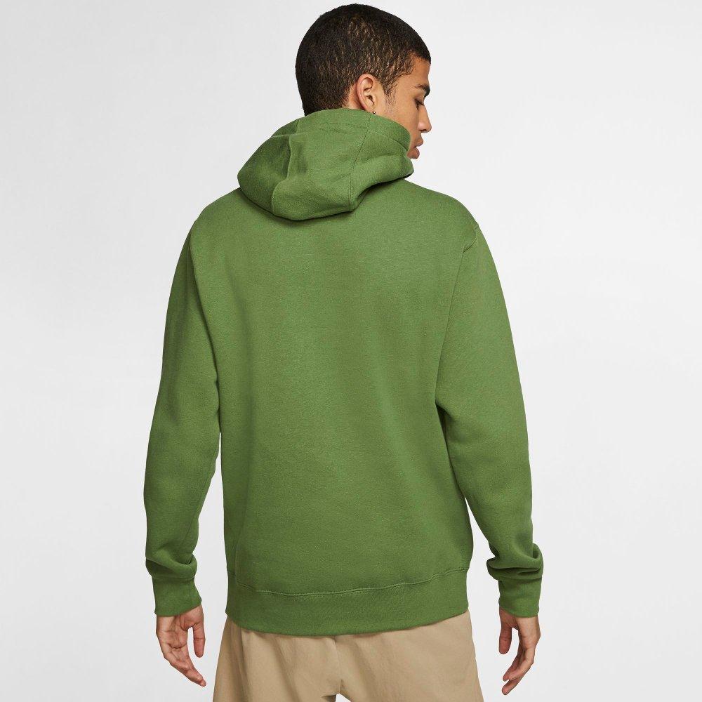 Nike Club Zielona bluza