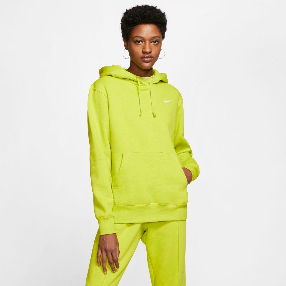 nike nsw women's fleece hoodie (bv4118-308)