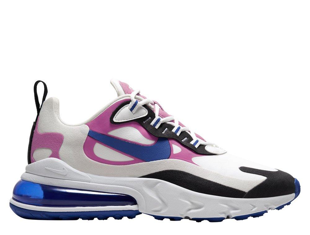 Nike Air Max 270 React Damskie Białe (CI3899 100)
