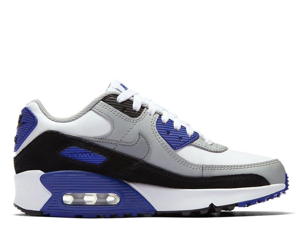 Buty Młodzieżowe Nike Air Max 90 LTR (GS) Czarne | WorldBox
