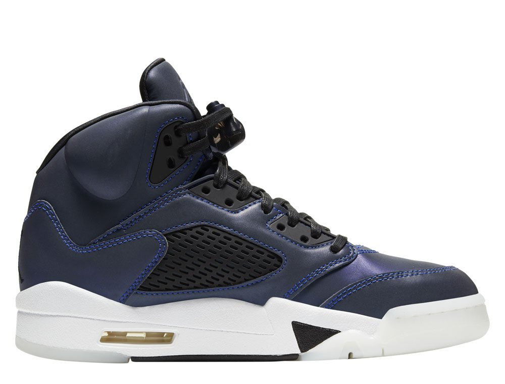 women's air jordan 5 retro (cd2722-001)