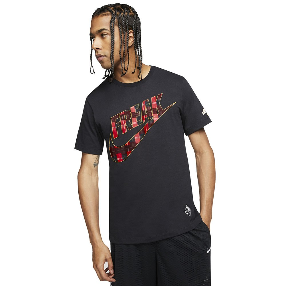 nike freak basketball t-shirt (cw4757-010)