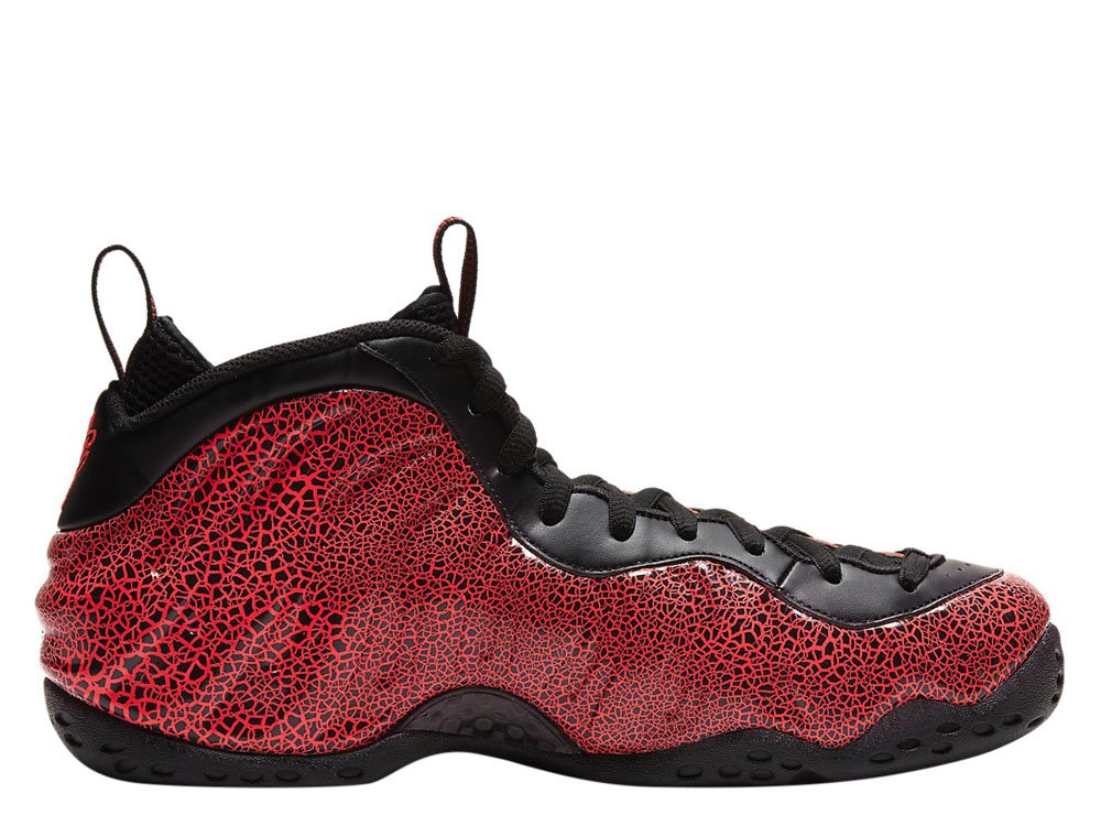 "nike air foamposite 1 ""cracked lava""  (314996-014)"