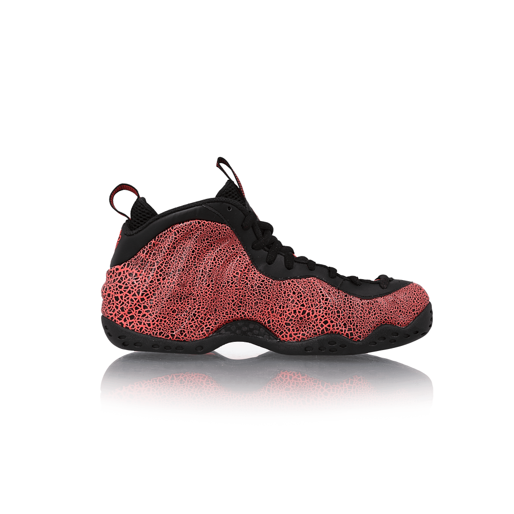 """air foamposite one """"cracked lava"""""""