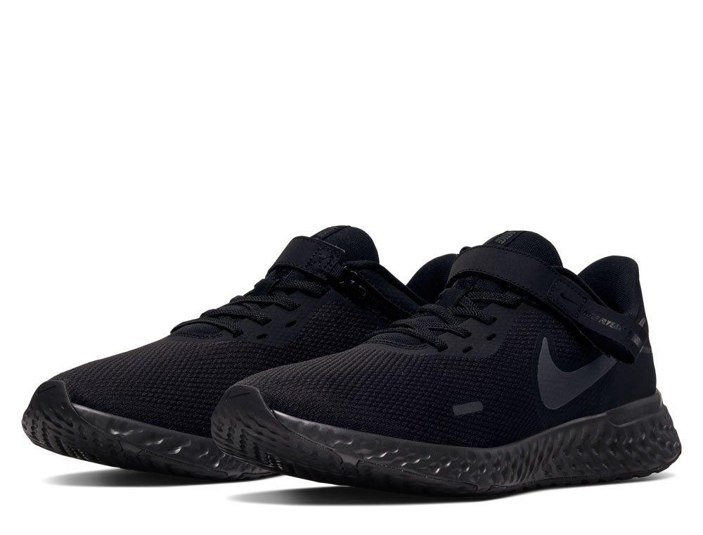 Nike Revolution 5 Flyease M Czarne