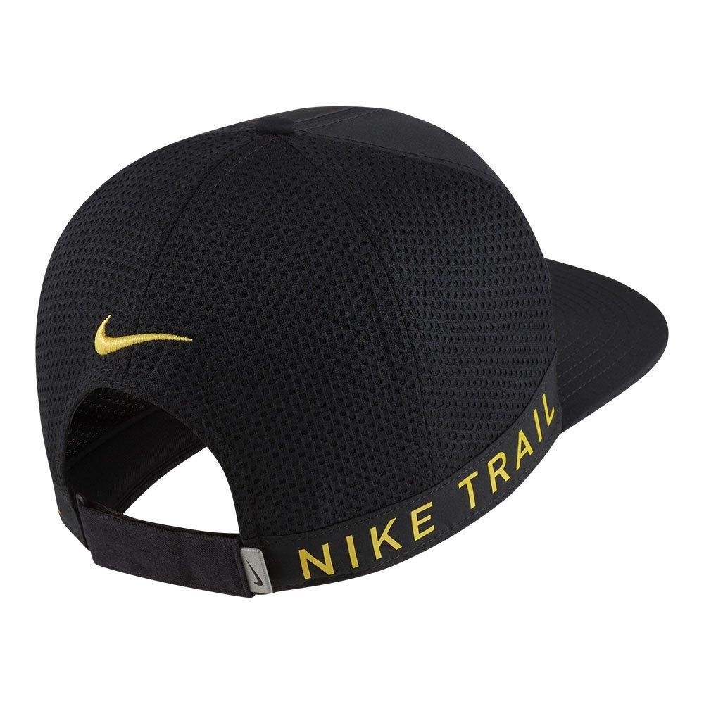 Nike Dri FIT Pro Cap Trail U Czarna