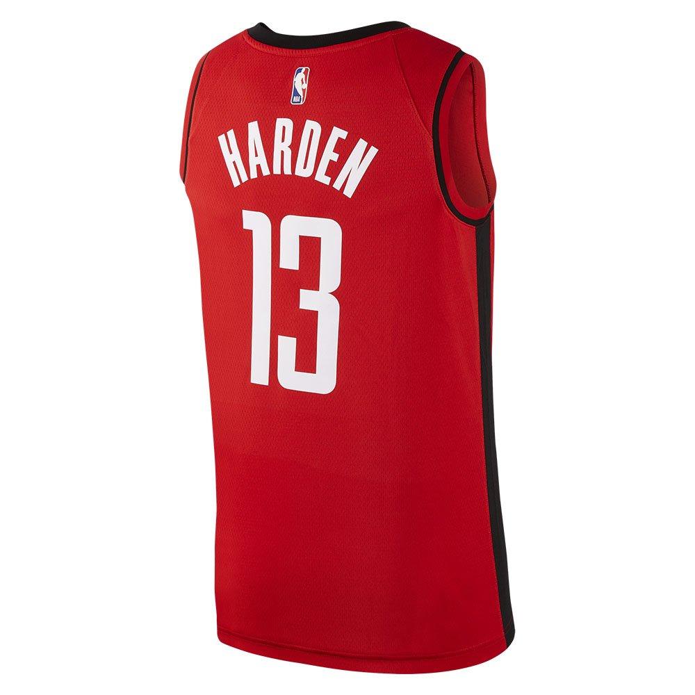 nike nba  icon edition swingman jersey james harden #13 (bv7992-657)