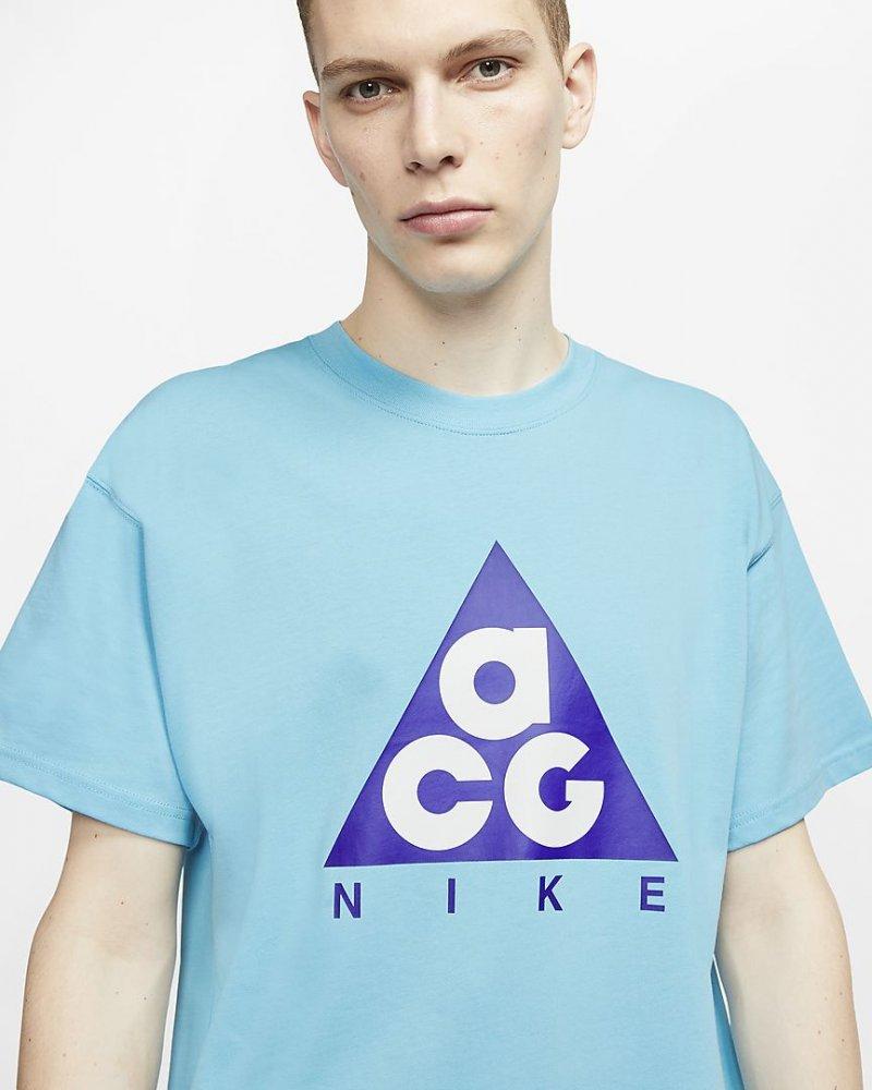 nike acg gigant logo tee (cv1532-450)