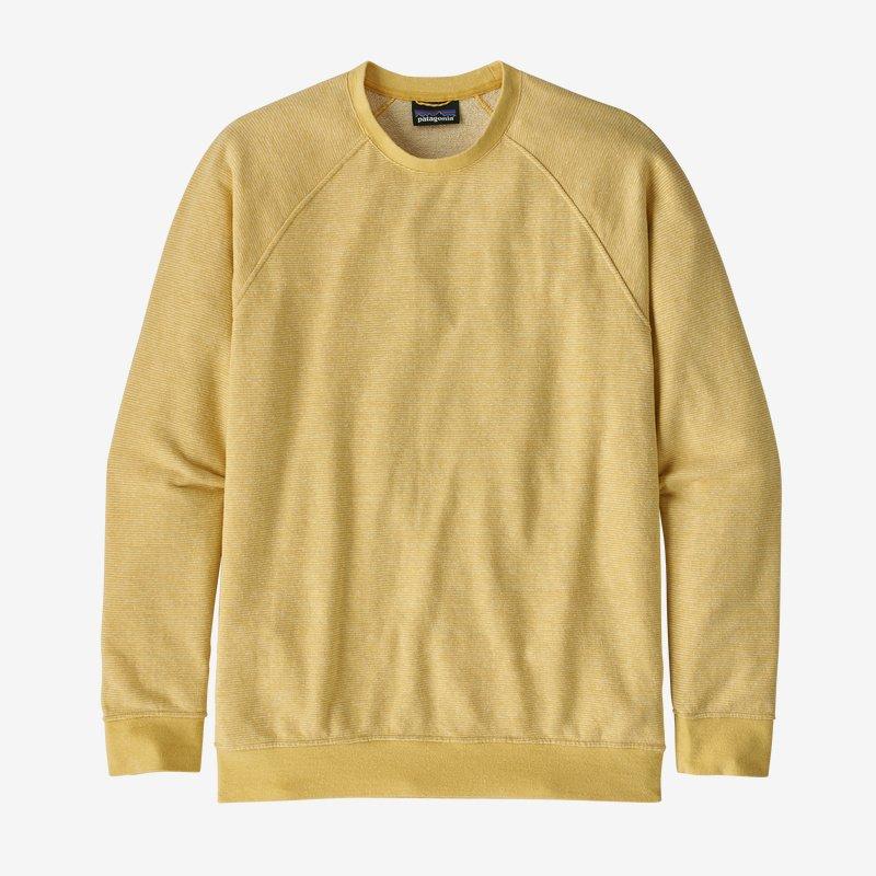 patagonia men's trail harbor crewneck sweatshirt (52610-lpsr)