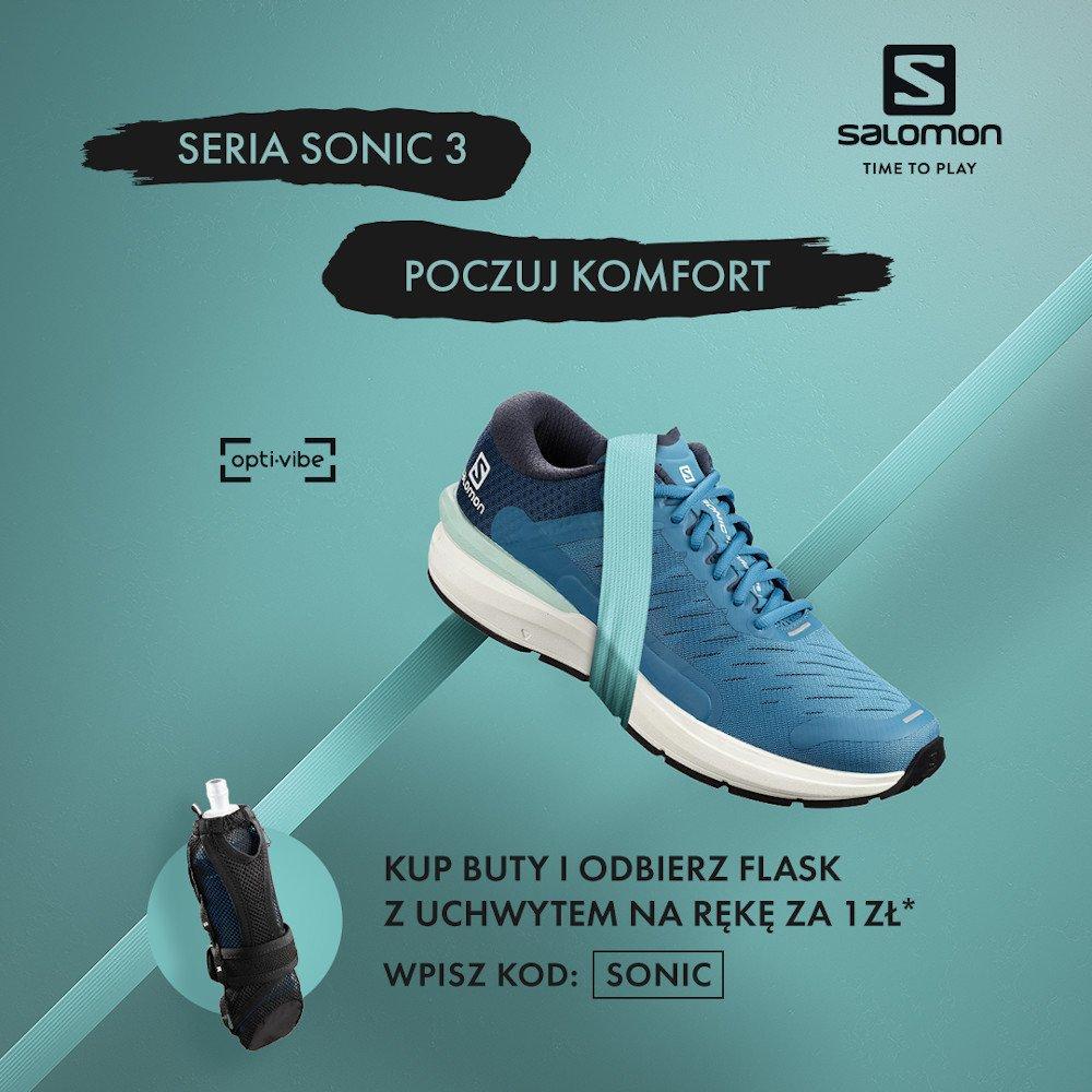 salomon sonic 3 confidence m niebiesko-białe