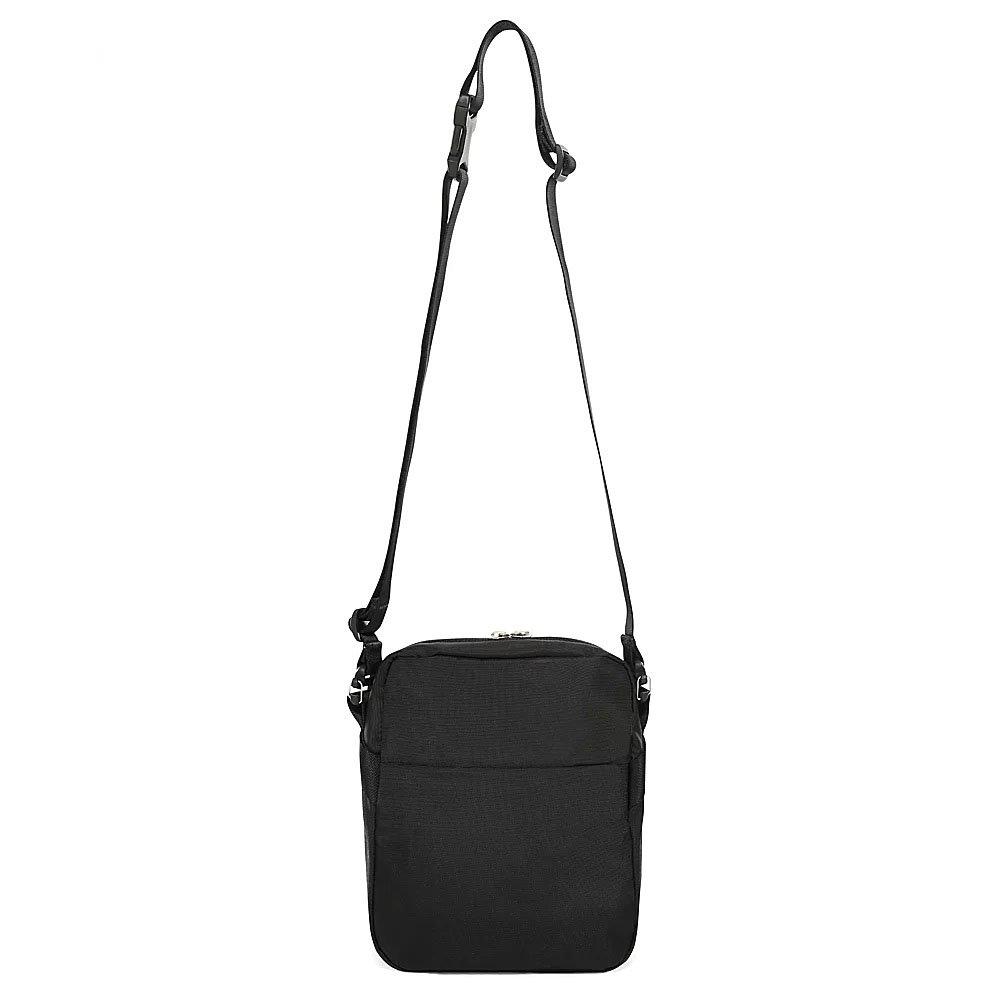 the north face conv shoulder bag tnf black/tnf white