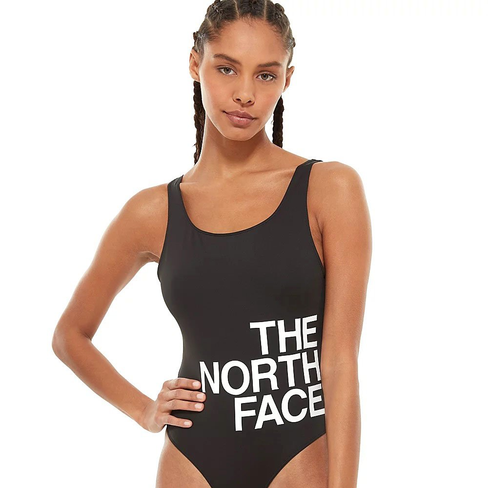 the north face w kabe bodysuit tnf black