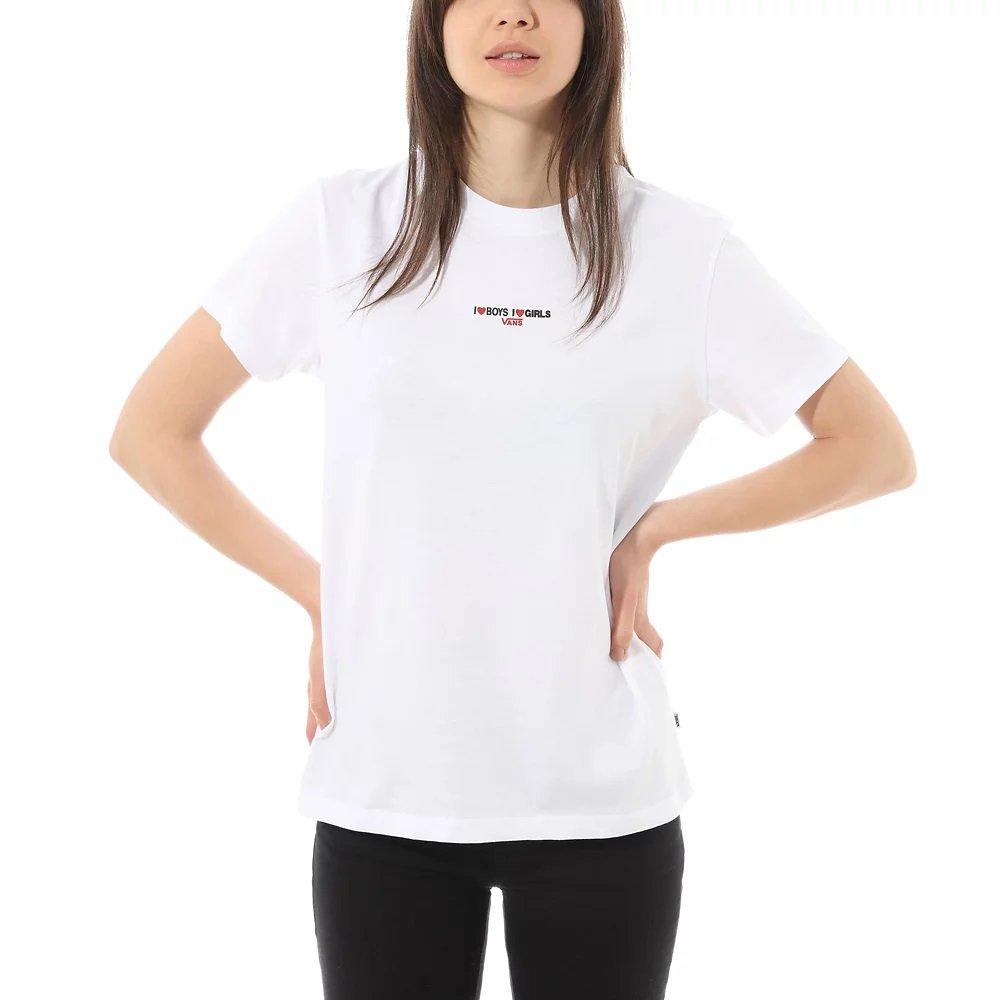 vans w boys girls t-shirt (vn0a4docwht)