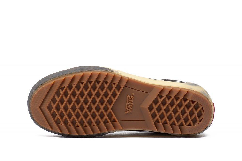 Sneakers VANS Half Cab Pro VN000VFDK1I (Bandana) Blackout