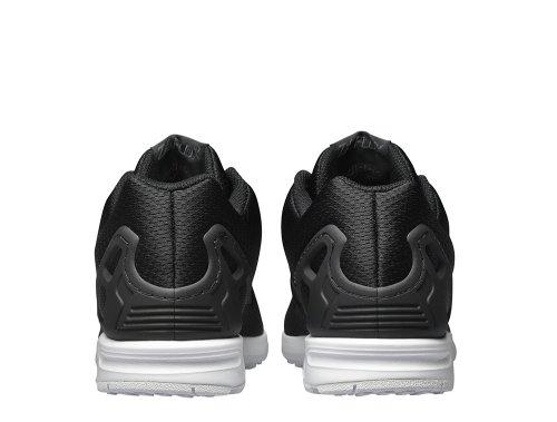 "adidas zx flux base pack ""core black"" czarno-białe"