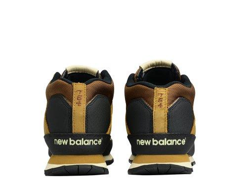 new balance 754 brązowe